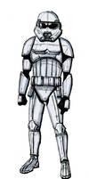 Stormtrooper redesign 1