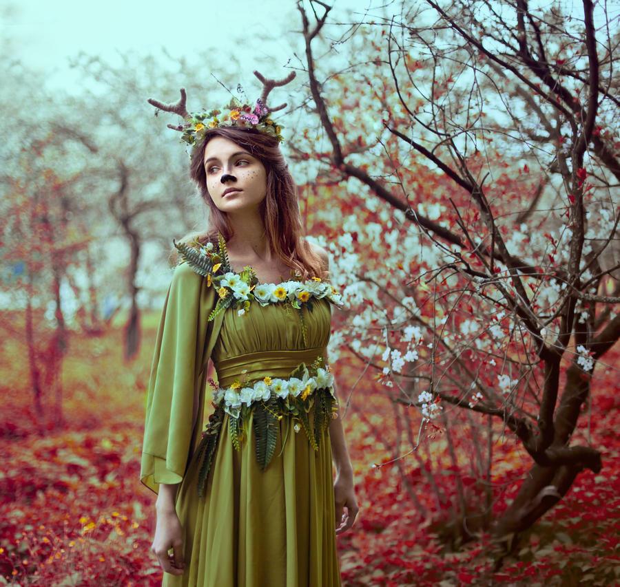 deer by SolMay