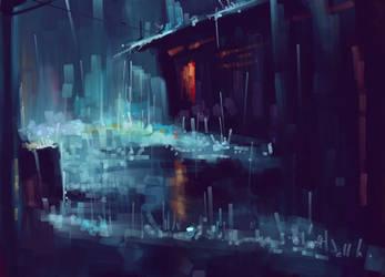 Rain by alex-tuan