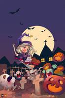 happy halloween by alex-tuan