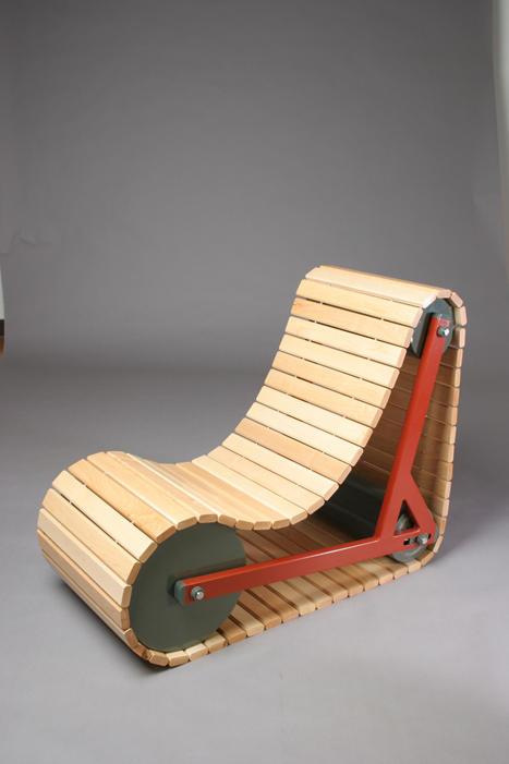 Tank Chair by j-michael