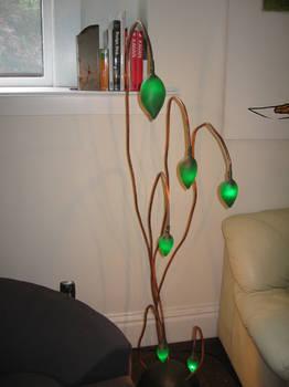 Leafy Lamp