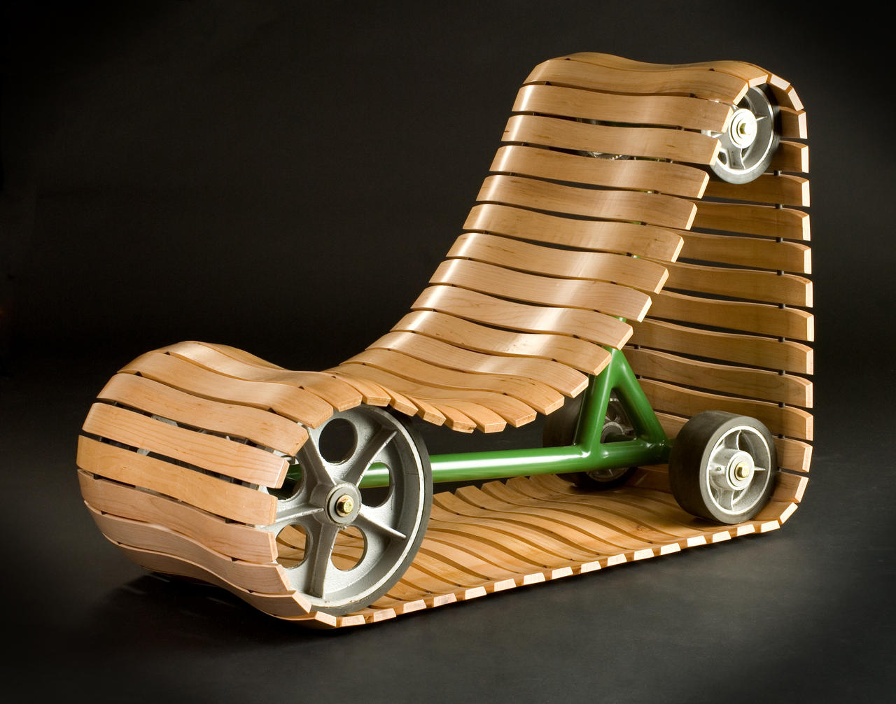 Tank Chair Number 2