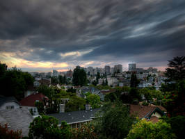 Downtown HDR by abjam77