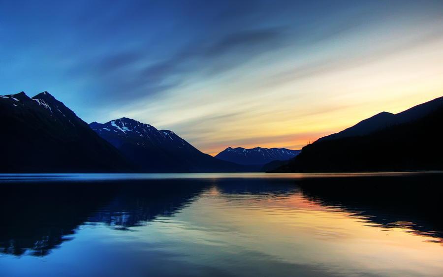 Glacier Bay by abjam77
