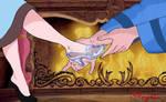 Cinderella Glass Slipper
