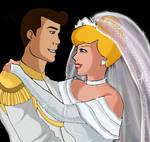 Cinderella Love Wedding