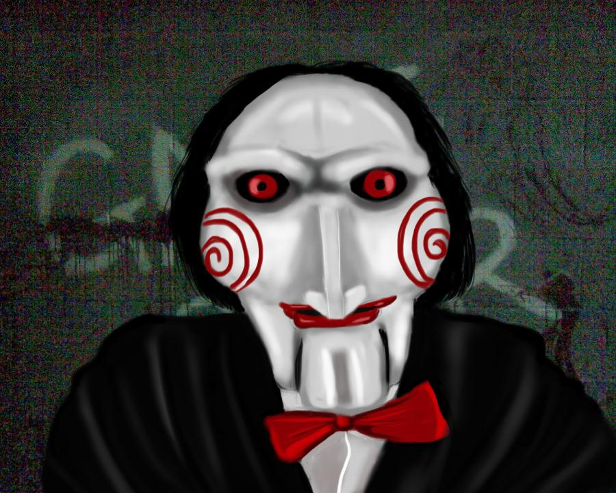 Saw I want To Play A Game by Angelii-D