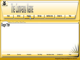 YeLLoW_TempLaTe by rameexgfx