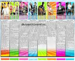 Pak Rock POP Bands by rameexgfx