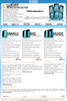 luXury PAK Web Hosting by rameexgfx
