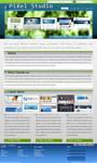 PiXels Studio Design Interface