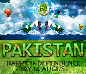 14 August Independence Day-PAK