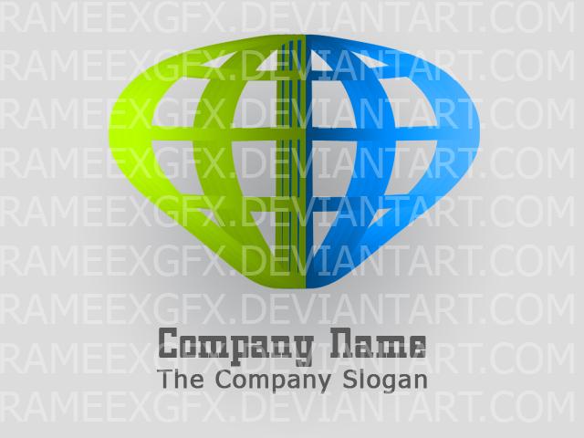 Logo Design-13 by rameexgfx