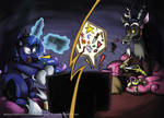 Gamer Rage-Colored
