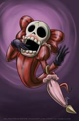 October Skeletons - Dazzabel by MelissaTheHedgehog