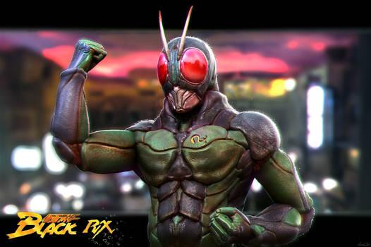 Kamen Rider Black Rx Remaster