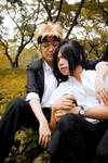 Konoha Gakuen: In My Arms
