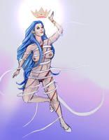 The Myth of Hera by BootyFreeze