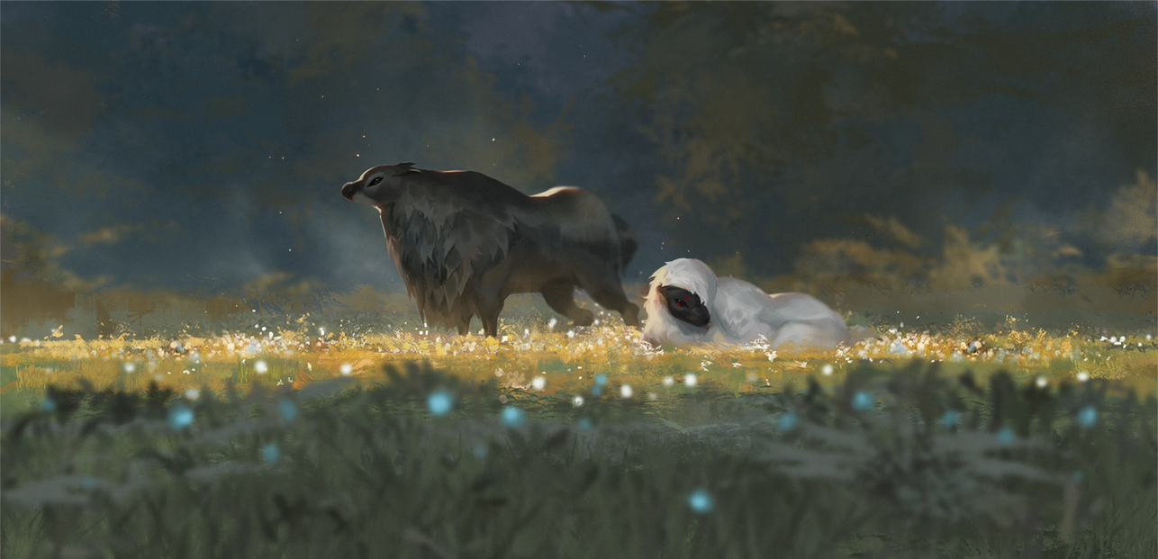Meadow Time by Seenyurr