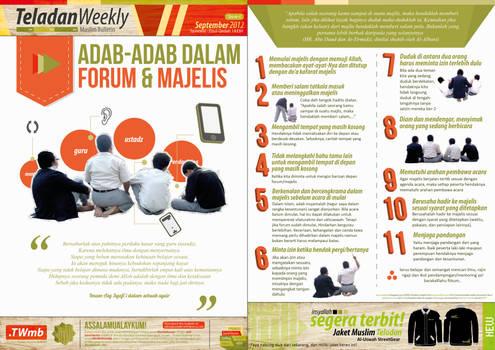 Teladan Weekly 2
