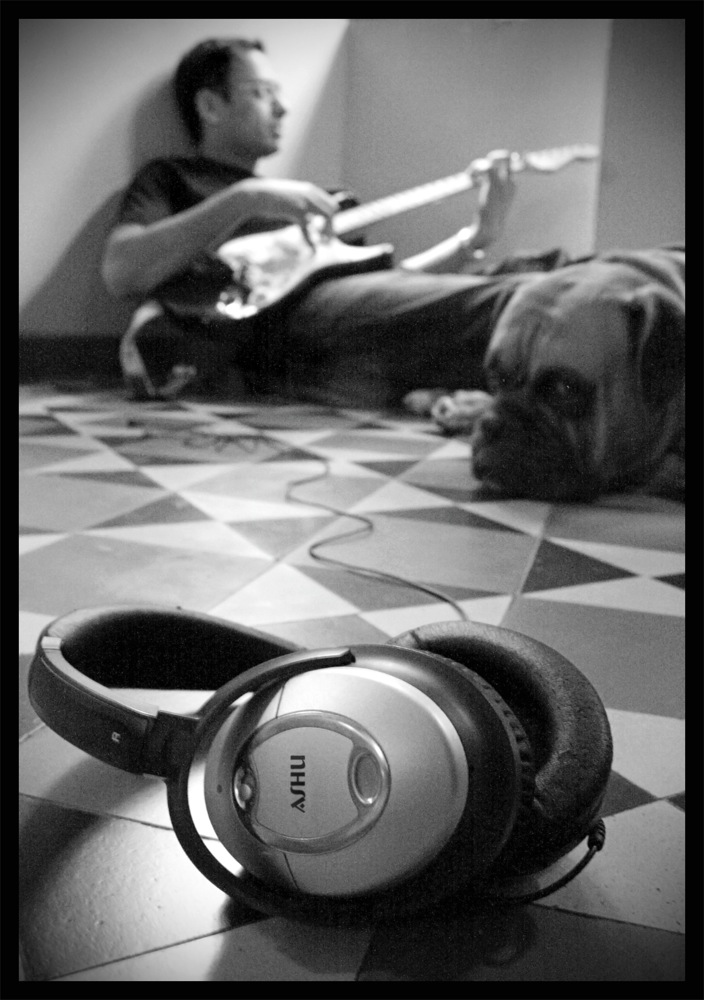 Musician's Home by SleepyMaggie