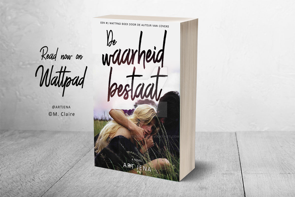 Romance Book Cover Ups : Romance book cover wattpad mock up by clairetiebertie on
