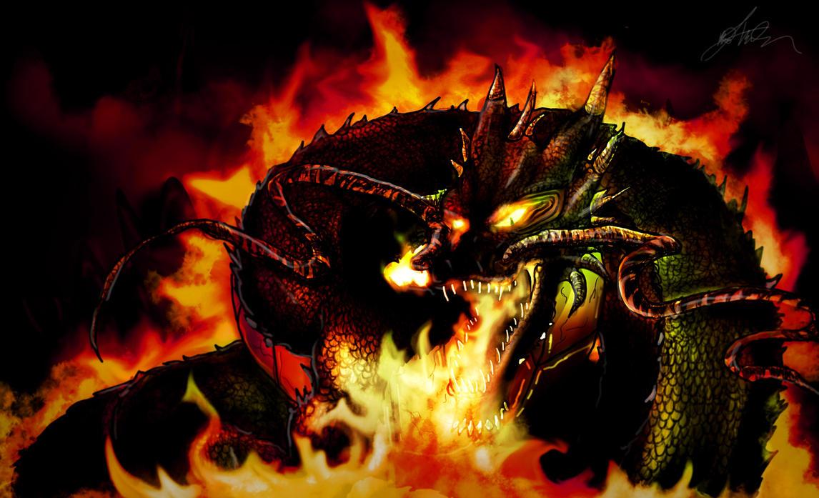Fucanglong Dragon