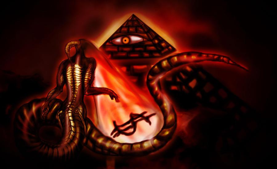 illuminati art - photo #18