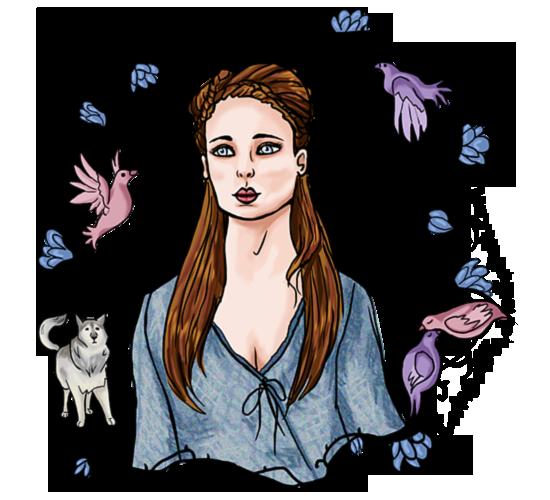 Little Bird by CarlaGriffin on deviantART