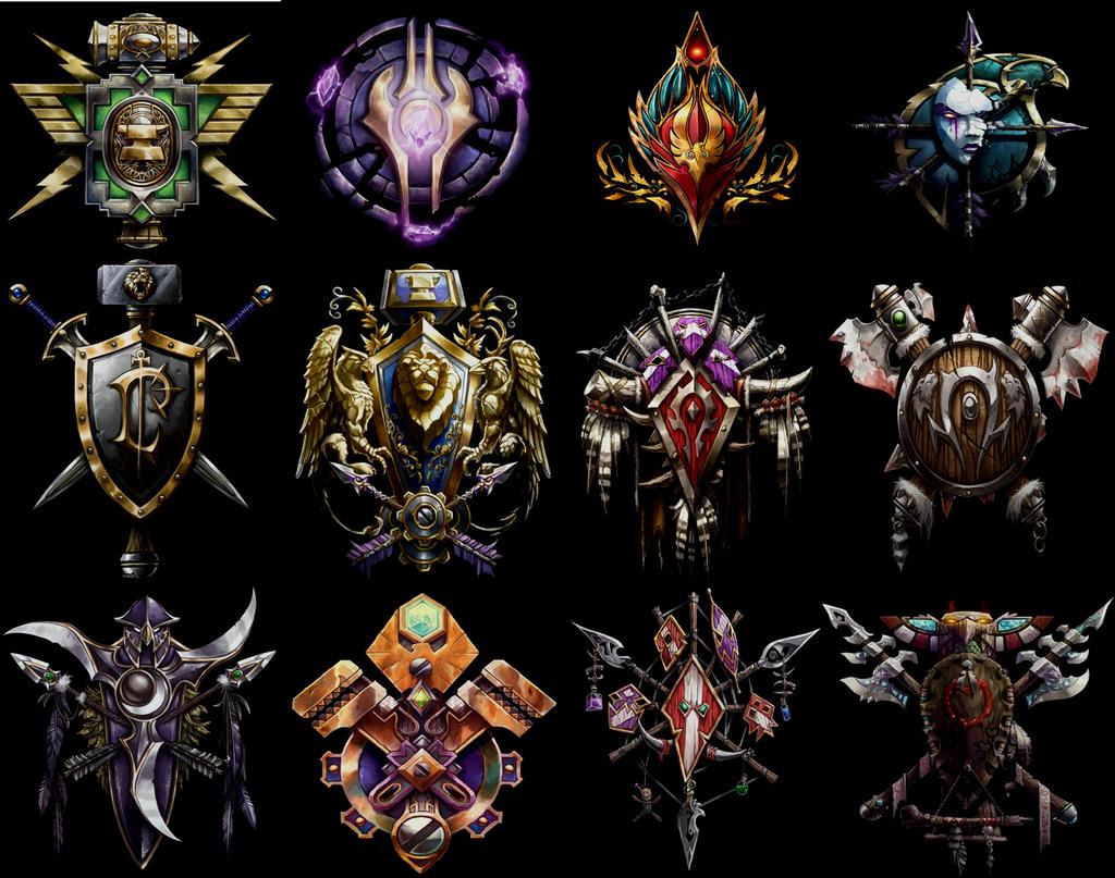 Warcraft Icon Wallpaper By Gigan59 On Deviantart