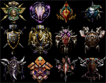 Warcraft Icon Wallpaper