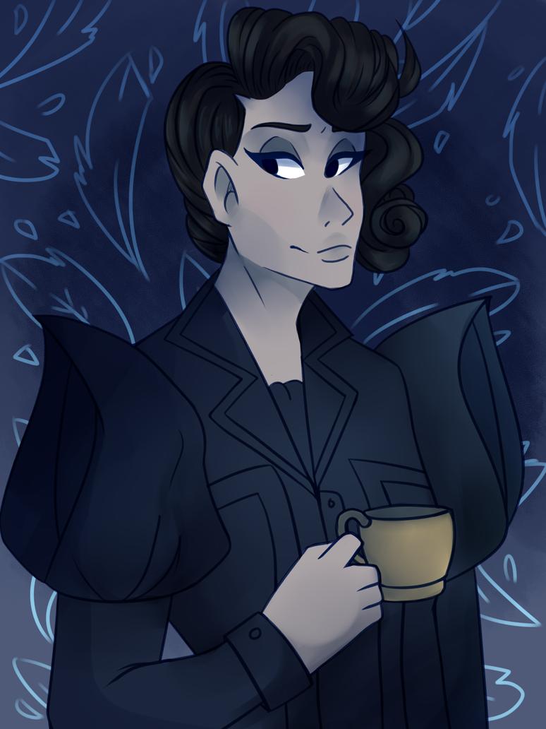 Miss Peregrine by Raindete