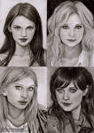 Angel, Vampire, Witch and Flatmate