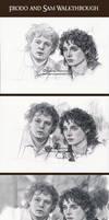 Frodo and Sam Walkthrough
