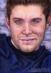 Jensen Ackles by Verlisaerys