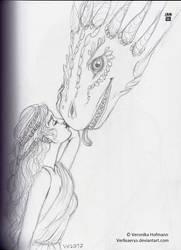 Jan 29 Dany and Drogon