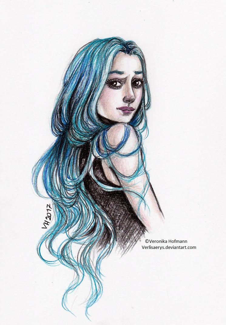 Daughter of Smoke and Bone by Verlisaerys