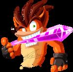 E3 Crash Bandicoot HYPE TRAIN