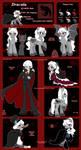 Dracula Reference by YokoKinawa
