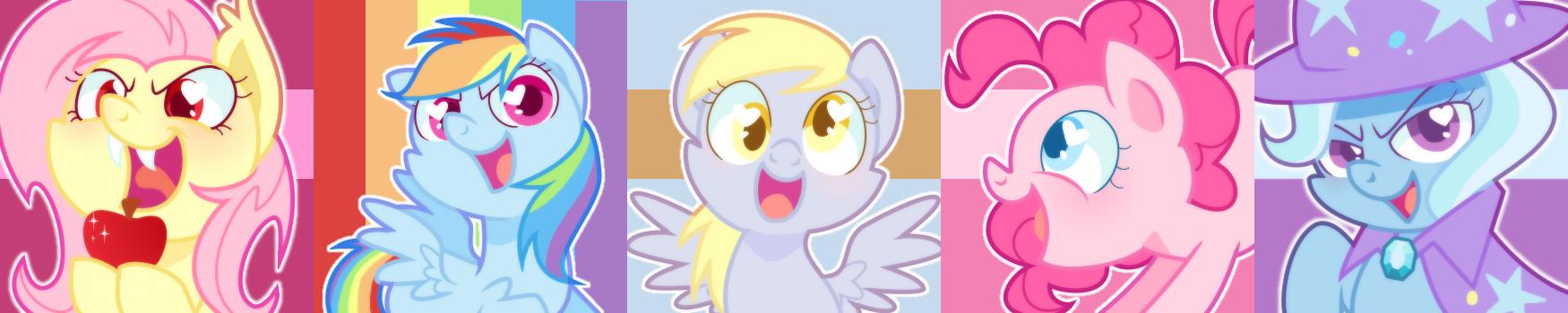FREE Pony icons by YokoKinawa