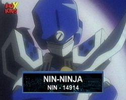Medabots: Nin-Ninja by ImaginationDiva