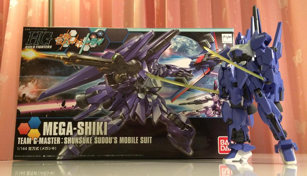 Mega-Shiki - Completed!!! by ImaginationDiva