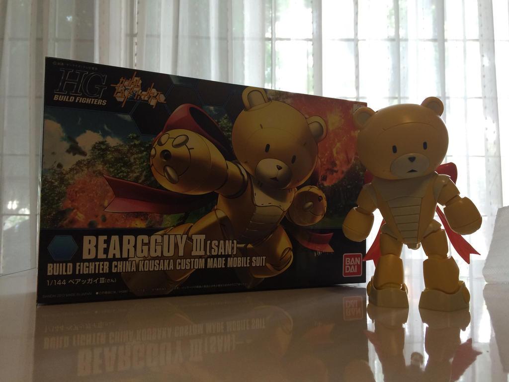 Bearacguy-III - Completed!!! by ImaginationDiva