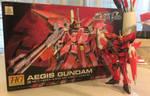 Aegis Gundam - Completed!!!