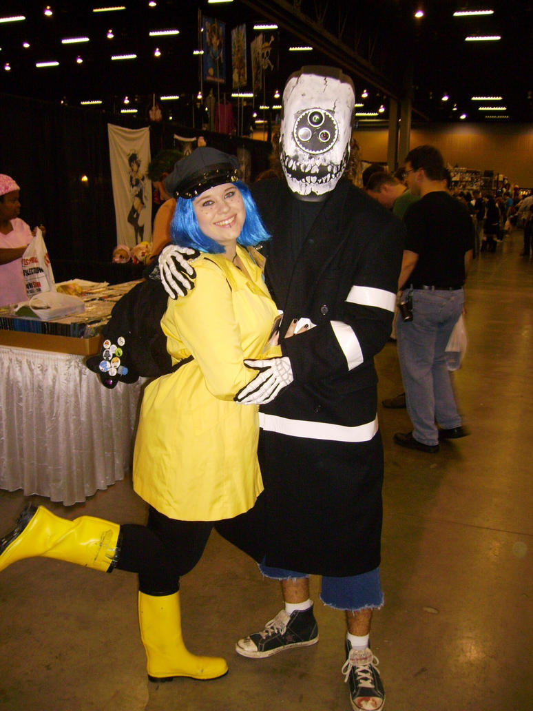 Coraline and wybie by scareoline on deviantart coraline and wybie by scareoline altavistaventures Choice Image