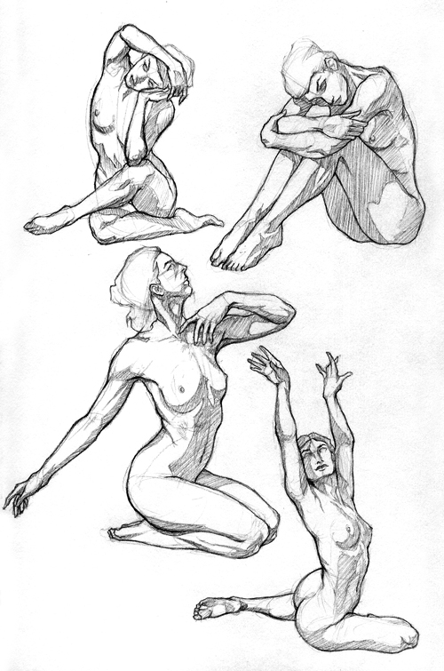 Figure Set 1 by ethician