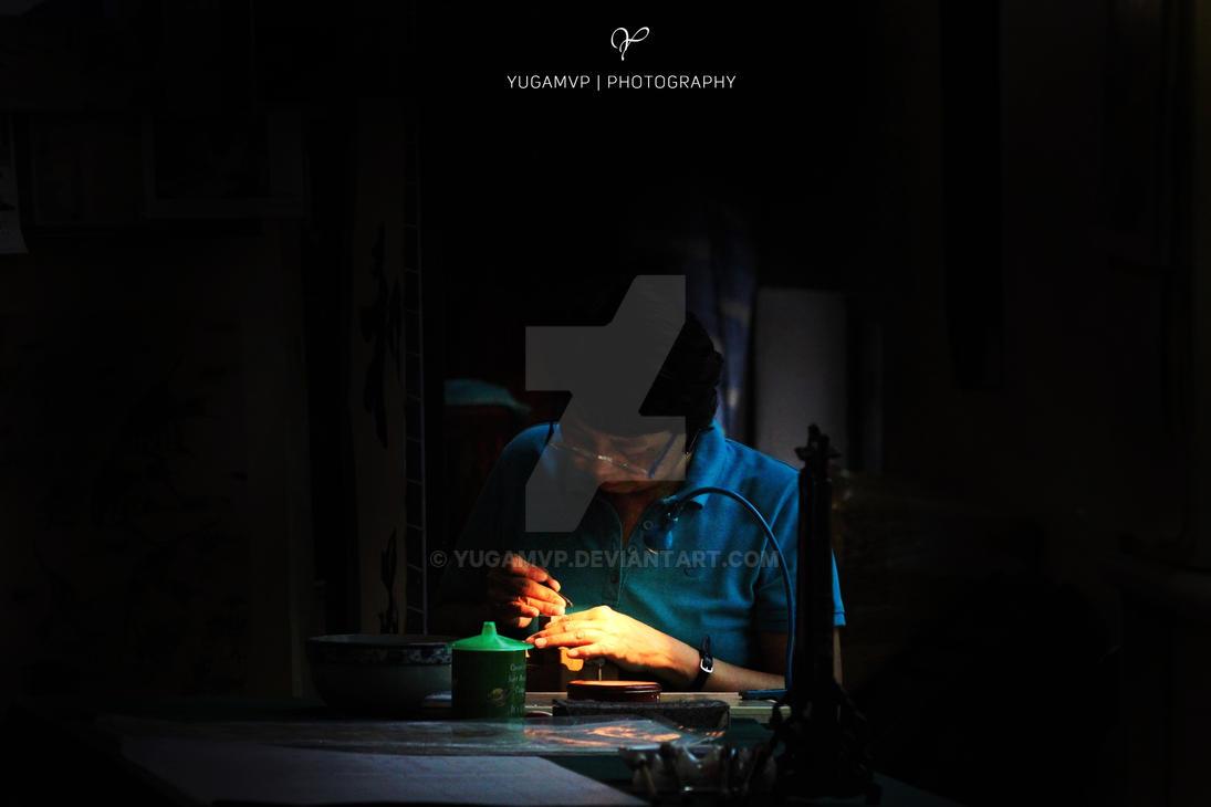 'Under The Light' by yugamvp