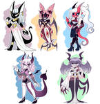 [OPEN] Set Price Monster Girls!