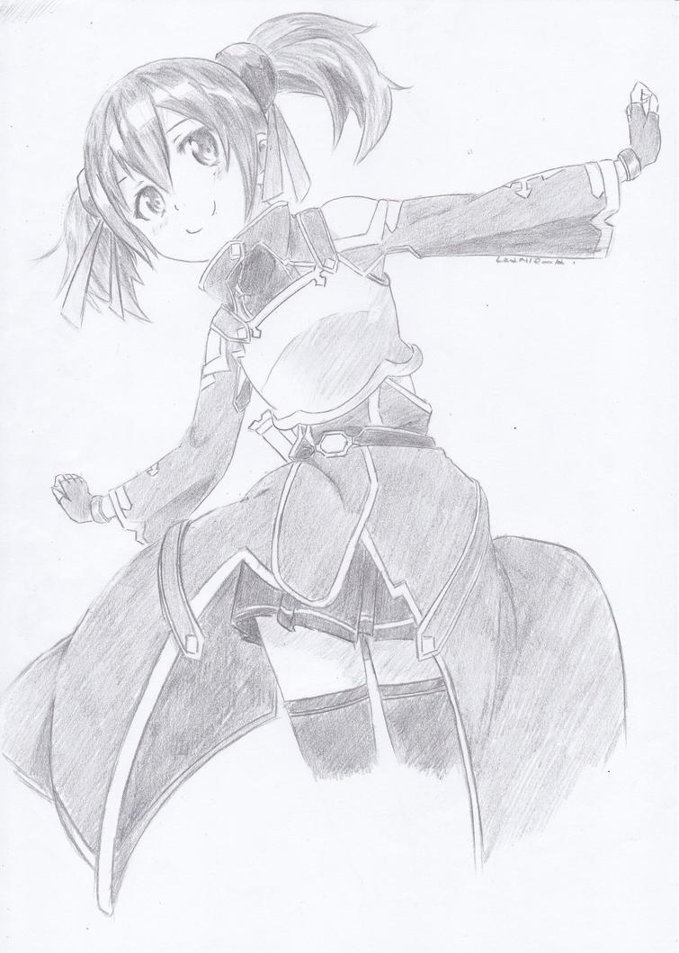 Sword Art Online by khai90